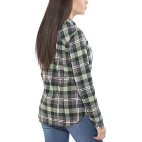Royal Robbins Lieback Maglietta a maniche lunghe Donna grigio/verde